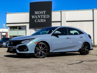 Used 2018 Honda Civic Sport Touring|HB|NAV|BLIND|LEATHER for sale in Kitchener, ON