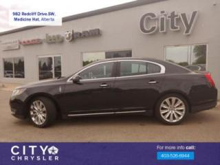Used 2015 Lincoln MKS ecoboost for sale in Medicine Hat, AB