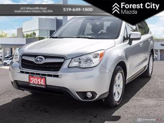 Used 2014 Subaru Forester for sale in London, ON