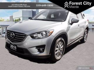 Used 2016 Mazda CX-5 GS-Luxury | LEATHER | MOONROOF for sale in London, ON