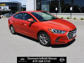Used 2018 Hyundai Elantra GL for sale in Gatineau, QC