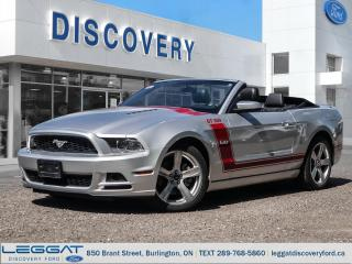 Used 2013 Ford Mustang GT 2Dr Convertible for sale in Burlington, ON