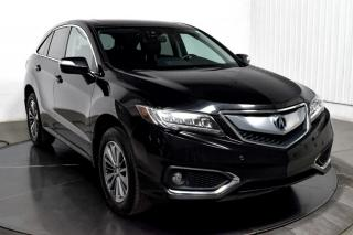 Used 2017 Acura RDX ELITE TECH PACKAGE  AWD CUIR TOIT NAV  M for sale in Île-Perrot, QC