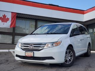 Used 2011 Honda Odyssey EX-L DVD Player | Sunroof | Leather for sale in Waterloo, ON