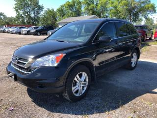 Used 2011 Honda CR-V EX for sale in Waterloo, ON