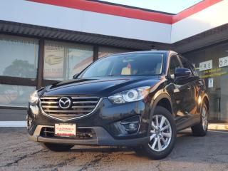 Used 2016 Mazda CX-5 GS BSM | NAVI | Back up Camera | Leather |Sunroof for sale in Waterloo, ON