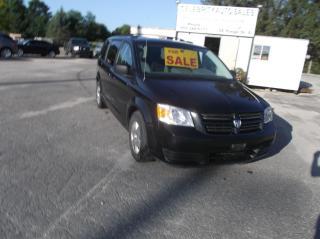 Used 2009 Dodge Grand Caravan SE for sale in Elmvale, ON