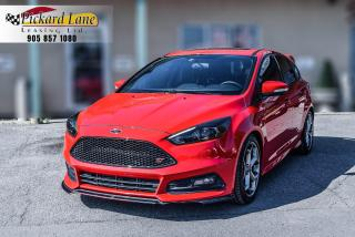 Used 2017 Ford Focus ST ST | 1 OWNER | ONTARIO VEHICLE for sale in Bolton, ON
