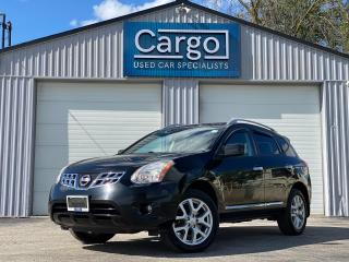 Used 2011 Nissan Rogue SL AWD for sale in Stratford, ON