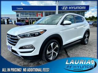 Used 2016 Hyundai Tucson 1.6T AWD Limited - LOADED for sale in Port Hope, ON