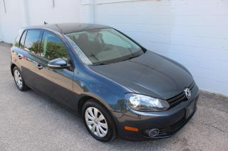 Used 2011 Volkswagen Golf 2.5L Comfortline LOW KM for sale in Regina, SK