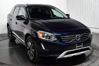 Used 2017 Volvo XC60 T5 SPECIAL EDITION AWD CUIR TOIT NAV for sale in Île-Perrot, QC