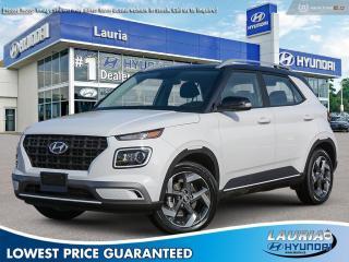 New 2020 Hyundai Venue 1.6L FWD Ultimate w/Denim Interior for sale in Port Hope, ON