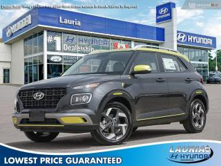 New 2020 Hyundai Venue 1.6L FWD Trend Urbran pkg for sale in Port Hope, ON