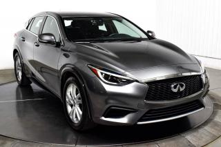 Used 2017 Infiniti QX30 CUIR MAGS CAMERA RECUL for sale in Île-Perrot, QC