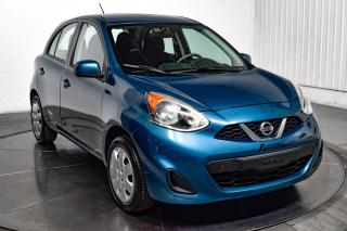 Used 2016 Nissan Micra Sv A/c for sale in St-Hubert, QC