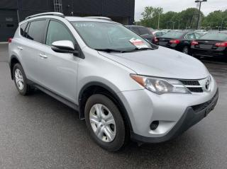 Used 2015 Toyota RAV4 LE AWD for sale in Île-Perrot, QC