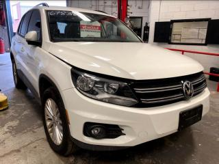 Used 2016 Volkswagen Tiguan SPECIAL EDITION 4MOTION A/C MAGS CAMERA for sale in Île-Perrot, QC