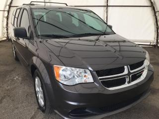 Used 2017 Dodge Grand Caravan CVP/SXT THIRD ROW STOW N GO, KEYLESS ENTRY, AIR CONDITIONING for sale in Ottawa, ON