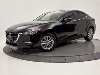 Used 2017 Mazda MAZDA3 Auto SE CUIR GPS MAGS BACK UP CAM for sale in Brossard, QC
