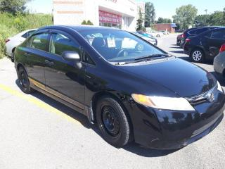 Used 2008 Honda Civic 4DR SDN DXG AT for sale in Longueuil, QC