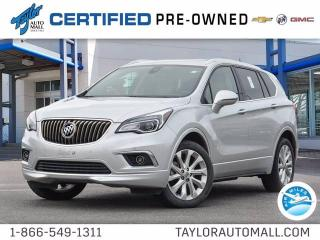 Used 2016 Buick Envision Premium I for sale in Kingston, ON