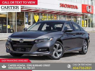 New 2020 Honda Accord EX-L 1.5T for sale in Vancouver, BC