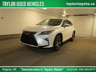 Used 2017 Lexus RX 350 Luxury Package for sale in Regina, SK