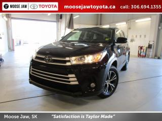 Used 2019 Toyota Highlander LE AWD with Convenience Package for sale in Moose Jaw, SK