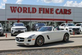 Used 2012 Mercedes-Benz SLS AMG for sale in Etobicoke, ON