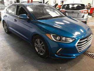 Used 2017 Hyundai Elantra GL A/C MAGS CAMERA DE RECUL for sale in Île-Perrot, QC