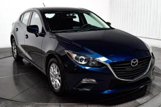 Used 2016 Mazda MAZDA3 GS HATCH A/C MAGS CAMERA DE RECUL for sale in Île-Perrot, QC