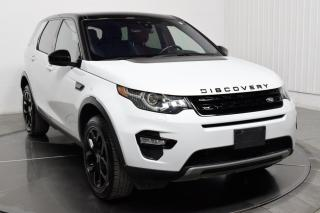 Used 2017 Land Rover Discovery Sport HSE SPORT AWD CUIR TOIT PANO MAGS NAV for sale in Île-Perrot, QC