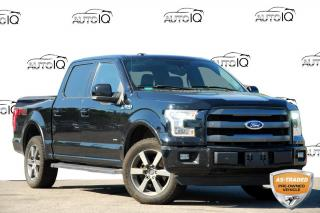 Used 2016 Ford F-150 Lariat 502A / SPORT / SUNROOF / FX4 for sale in Kitchener, ON