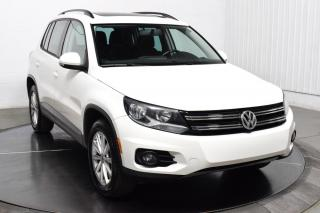 Used 2013 Volkswagen Tiguan COMFORTLINE AWD CUIR TOIT for sale in Île-Perrot, QC