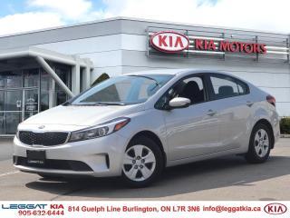 Used 2018 Kia Forte LX for sale in Burlington, ON