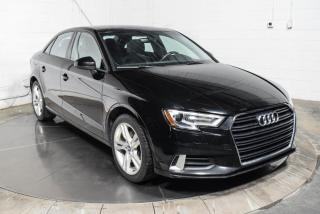 Used 2017 Audi A3 TSI CUIR TOIT MAGS BLUETOOTH for sale in St-Hubert, QC