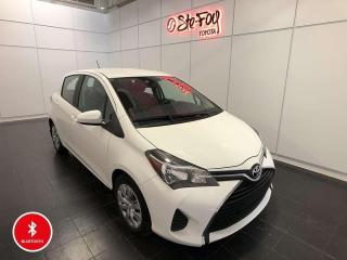 Used 2015 Toyota Yaris HATCHBACK - LE - BLUETOOTH for sale in Québec, QC