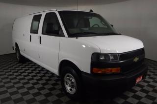 Used 2018 Chevrolet Express 2500 Work Van BRAND NEW TIRES!! 4.3L V6, BACKUP CAMERA for sale in Huntsville, ON