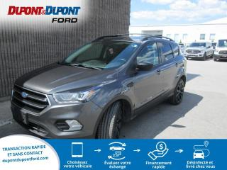 Used 2017 Ford Escape 4 portes SE, Traction avant for sale in Gatineau, QC