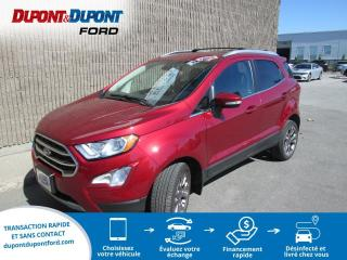 Used 2018 Ford EcoSport Titanium 4RM 2.0 l for sale in Gatineau, QC
