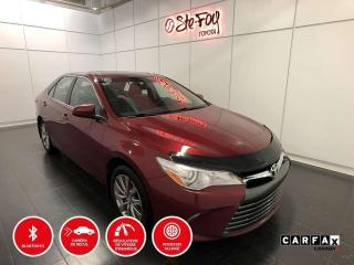 Used 2016 Toyota Camry XLE for sale in Québec, QC