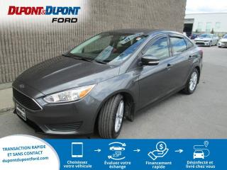 Used 2018 Ford Focus SE BERLINE for sale in Gatineau, QC