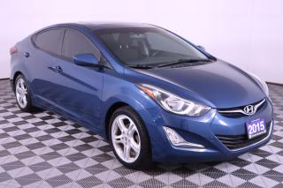 Used 2015 Hyundai Elantra BRAND NEW ENGINE!! INSTALLED BY HYUNDAI OF MUSKOKA'S CERTIFIED TECHNICIANS! for sale in Huntsville, ON