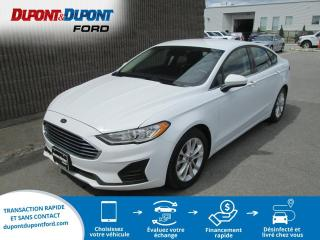 Used 2019 Ford Fusion Se Ta for sale in Gatineau, QC
