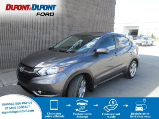 Used 2018 Honda HR-V EX Traction Intégrale CVT for sale in Gatineau, QC