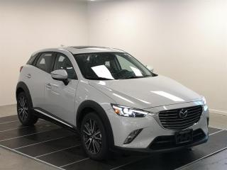 Used 2018 Mazda CX-3 GT AWD at for sale in Port Moody, BC