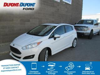 Used 2015 Ford Fiesta Hayon 5 portes Titane for sale in Gatineau, QC