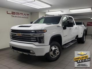 New 2020 Chevrolet Silverado 3500HD High Country for sale in Burlington, ON