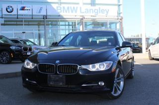 Used 2013 BMW 3 Series xDrive Sedan Sport Line for sale in Langley, BC